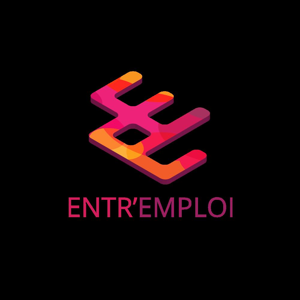 logo site emploi représentant 2 E imbriqués