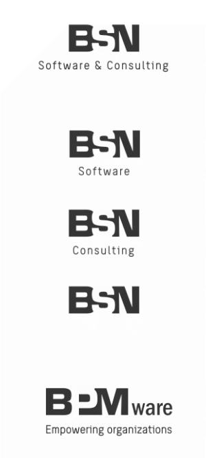 logos noir et blanc